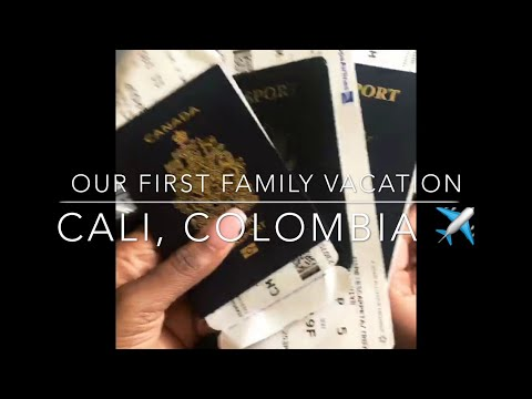 Our First Family Vacation | Cali, Colombia 🇨🇴