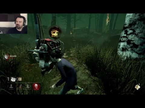 Dead By Daylight pt20 - Survivor Upgrades and 1st Match Back