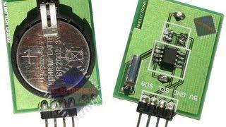 jak zrobić zegarek na atmega8 z układem rtc ds1307 2 programowanie bascom