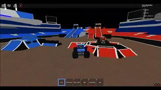 Ice El Toro Loco Freestyle ROBLOX Monster Jam World Finals XX