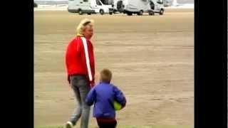 Insel Teil-2.mp4 - Brian und Oma beim wandern auf der Insel Insel Rømø-2012.mp4