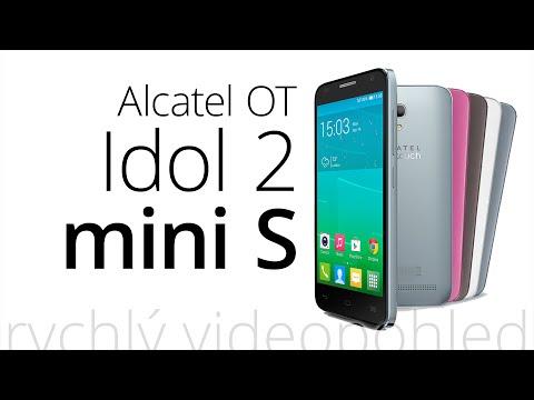 Alcatel OneTouch Idol 2 mini S (rychlý videopohled)