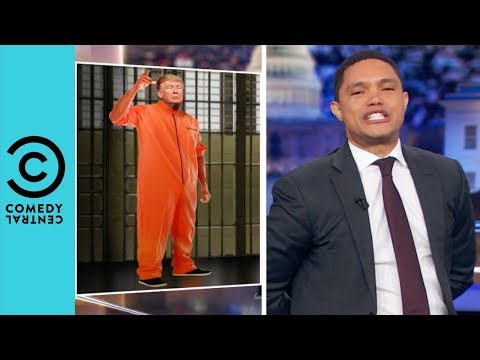 Has Donald Trump Been Implicated in Multiple Felonies? | The Daily Show With Trevor Noah