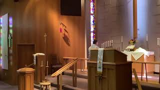 Sixth Sunday of Easter, Good Shepherd Lutheran Church, LC-MS, Two Rivers, WI, Rev. William Kilps