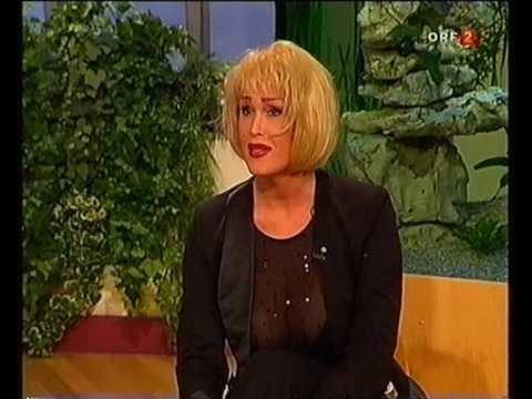 gloria gray in der barbara karlich show im orf2 youtube