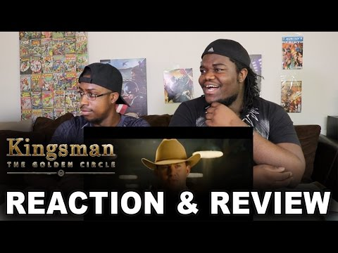 Thumbnail: Kingsman - The Golden Circle : REACTION & BREAKDOWN Ft. Cap