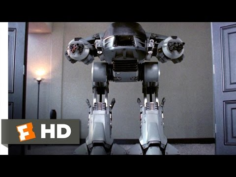 RoboCop (1/11) Movie CLIP - It's Only a Glitch (1987) HD