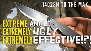14c28n steel - extreme edge, extreme performance! To the macks