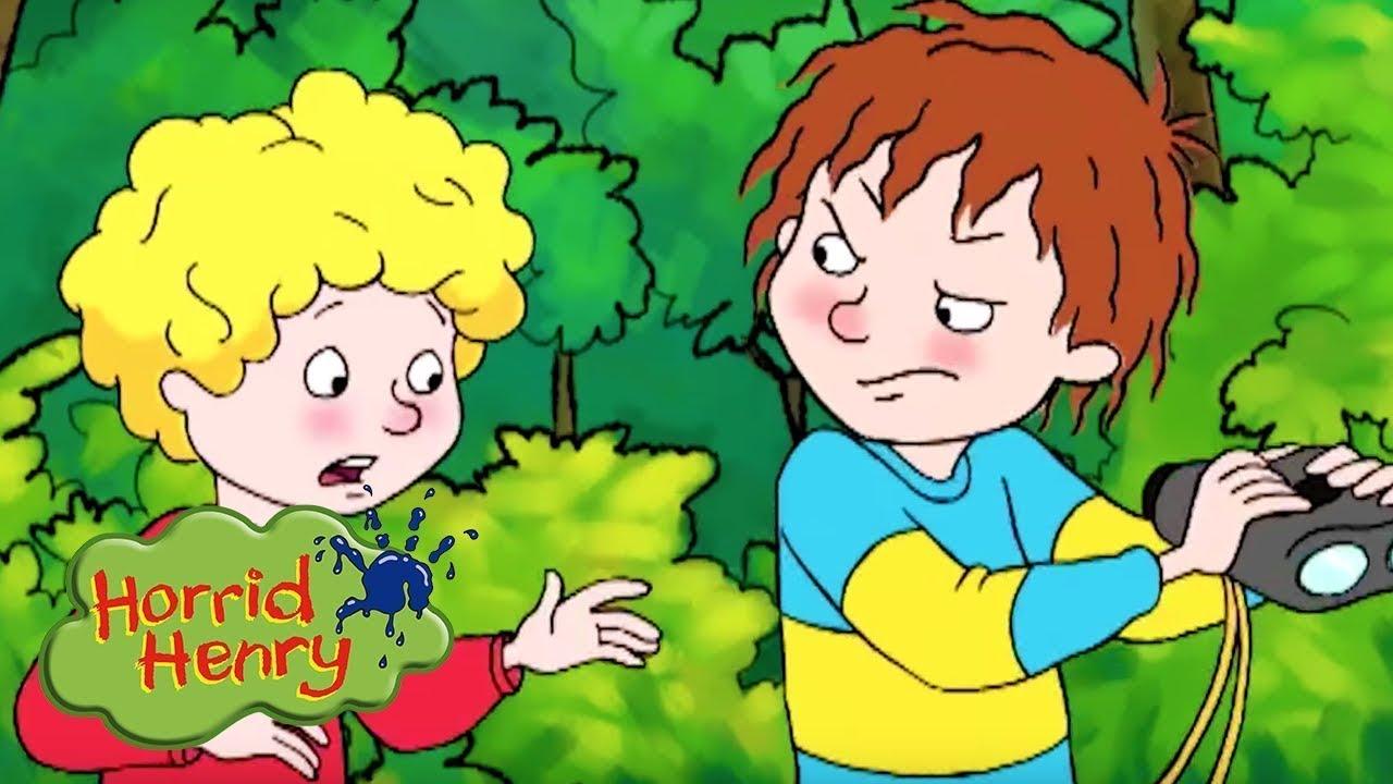 Horrid Henry - Time For A Hike | Horrid Henry Episodes | HFFE | Videos For Kids
