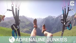 Subscribe here: http://bit.ly/1m6su5O This speedflyer is getting da...