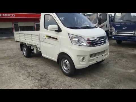 xe tải Tera 100 tải trọng 1 tấn 2018 giá 220 triệu/ zalo/gọi 096 669 4414 - YouTube