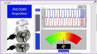 Đọc Encoder - Lập trình nhúng LabVIEW cho Arduino #10