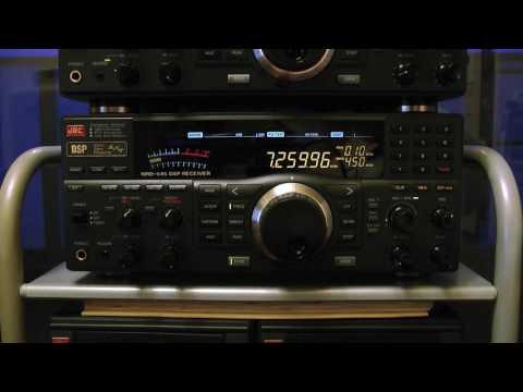 7260kHz Radio Vanuatu