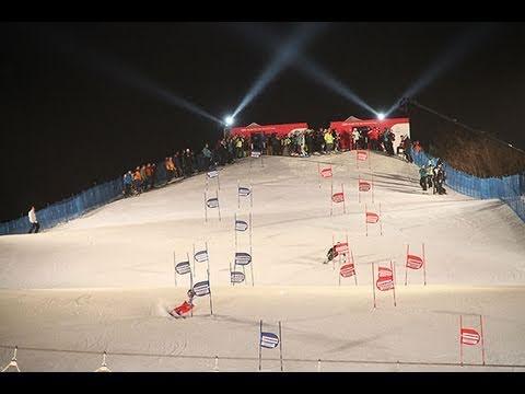 FIS Ski World Cup  München 2011 - Weltcup Rennen im Olympiapark - Trainingstag