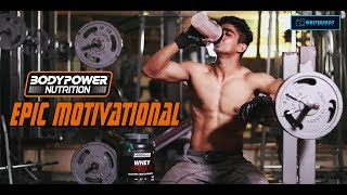 Gym (motivational) cinematic video