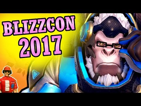 Overwatch - Blizzcon 2017 Schedule, New Hero, Animated Short, and More Expectations!