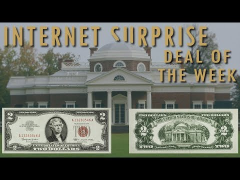Internet Surprise Deal Of The Week: $2 1953 Or 1963 Legal Tender Note
