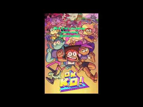 OK K.O! Let's be heroes theme instrumental song