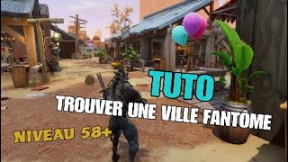 [TUTO] TROUVER A CITY - FORTNITE Salvare il mondo