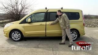 Ford Tourneo Connect 1,6l TDCi Titanium explicit video 1 of 3