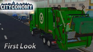 Cityconomy| FIRST LOOK Part 1/2