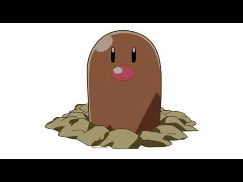 Diglett voice/sound