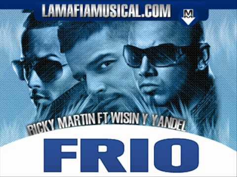 Ricky Martin Ft. Wisin & Yandel - Frio (Remix)