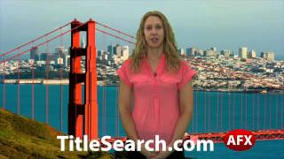 Property title records in San Benito County California | AFX