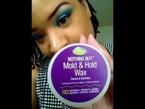 Review: Nothing But Mold And Hold Wax
