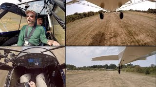 SLOWEST Approach + SHORTEST Landing I've Ever Pulled Off! STOL training - Flight VLOG