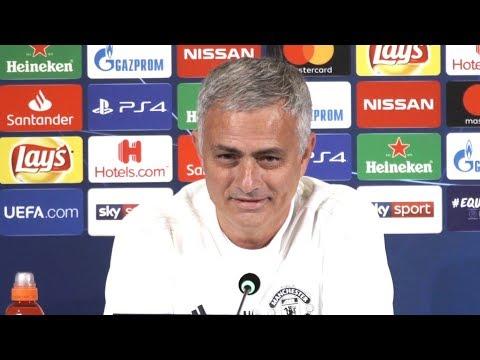 Jose Mourinho Full Pre-Match Press Conference - Juventus v Manchester United - Champions League