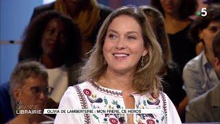 Olivia de Lamberterie publie « Avec toutes mes sympathies »
