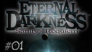 Eternal Darkness - Walkthrough Part 01 (The Chosen One)