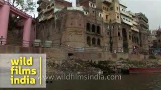 Jalasen Ghat in Varanasi, Uttar Pradesh