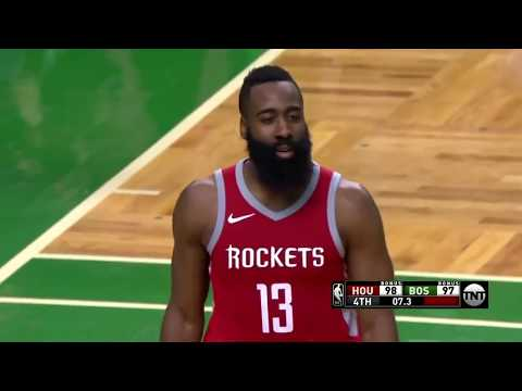 Area 21: Harden With Two Offensive Fouls in Waning Seconds | Inside The NBA | NBA on TNT