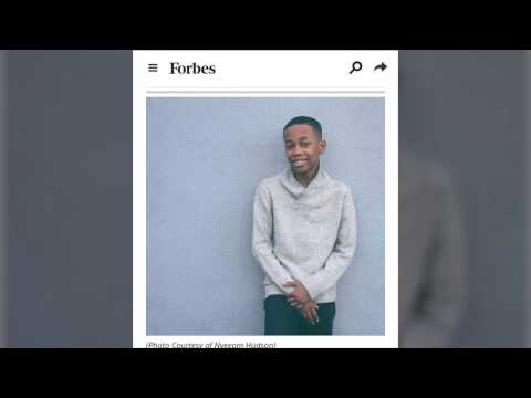 Meet The Most Motivational Kid In America: Forbes.com