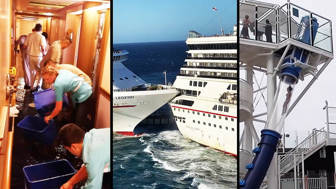 Ozzy Man Reviews: Cruise Ships