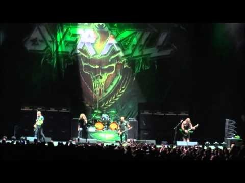 megadeth dystopia world tour 2016 youtube. Black Bedroom Furniture Sets. Home Design Ideas