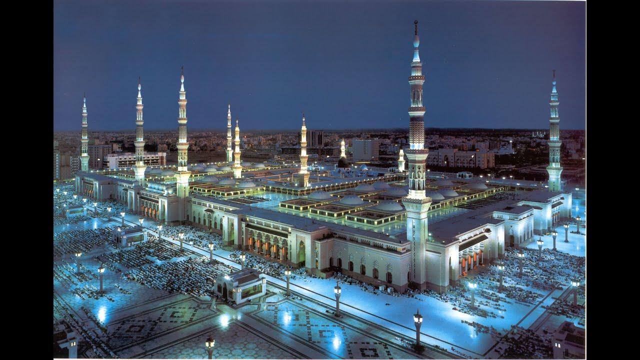 المدينة المنورة في شهر رمضان