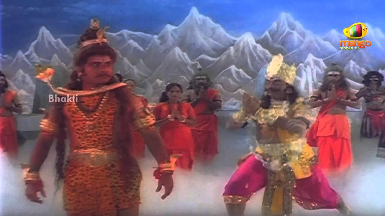 Sri Devi Mookambika Movie Songs - Daksha Danaya Song ...