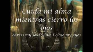 Wings of destiny - Rhapsody of fire (en español)