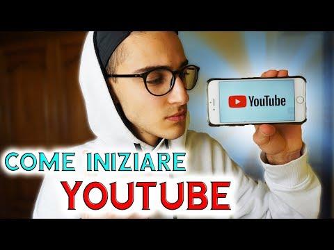 Come fare un video su YOUTUBE - Consigli utili