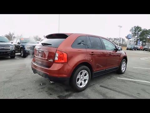 2014 Ford Edge Wilson, Rocky Mount, Goldsboro, Tarboro, Greenville, NC ICB66622