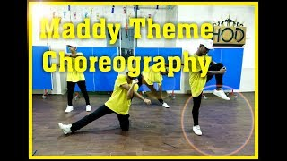 Maddy Theme - Minnale | High On Dance | Pranav Choreography