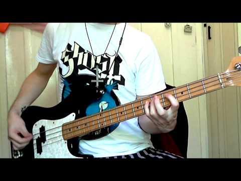 [HD] Ritual - Ghost - Bass cover