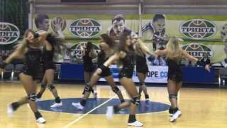 "CSKA DANCE TEAM "" Love Sex Magic"".MPG"