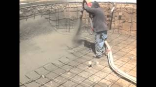 Shotcrete By San Joaquin Valley Gunite