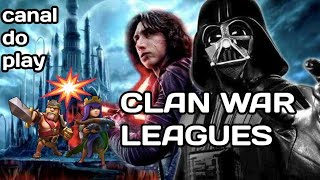 CLAN WAR LEAGUES -TH12/TH11/TH10/TH9 ATACKS 2019 - CLASH OF CLANS - ROUND 1