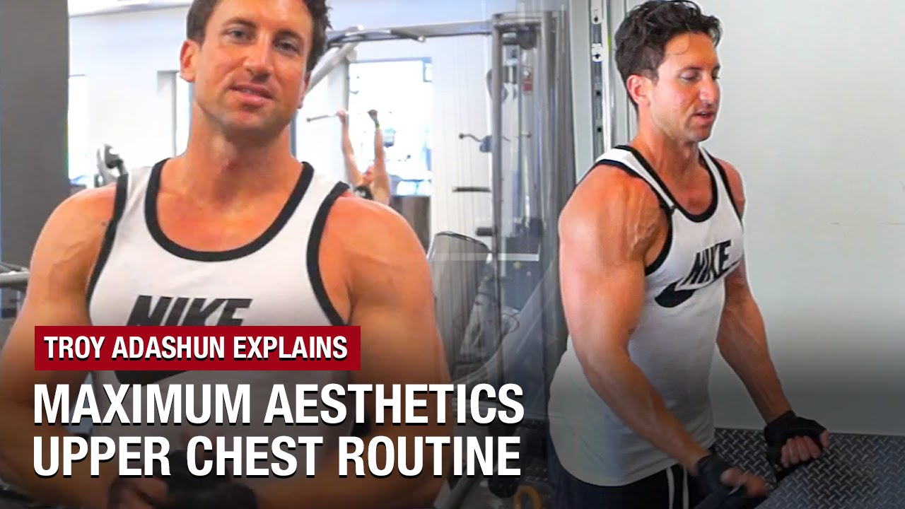 Upper Chest Workout For Men: Do This And Forever Rock The