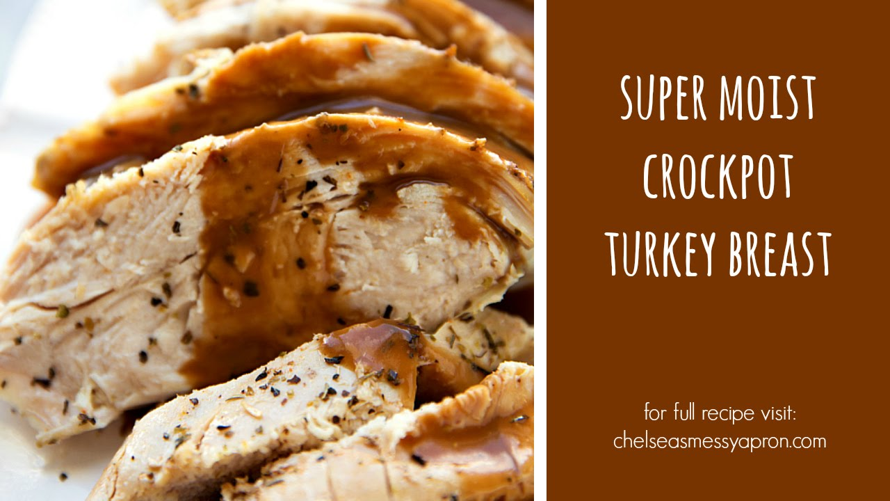 turkey crockpot Thanksgiving breast